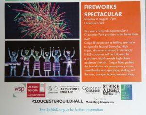 August 2016 - Gloucester SoMAC Programme