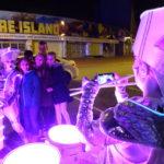 Barry Island Isle of Fire 2016