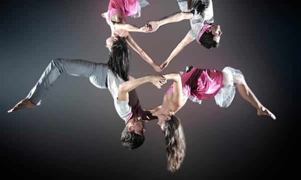 Mauro Dann, Brenda Angiel Aerial Dance Company