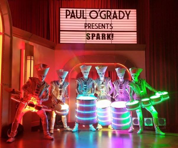 Spark! Paul O'Grady show May 2015