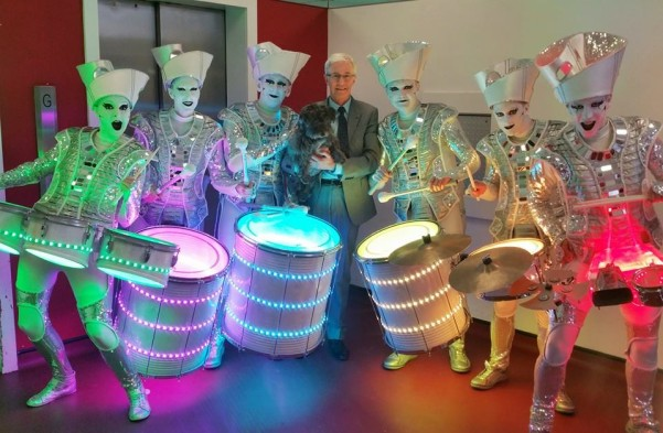 Spark! and Paul O'Grady May 14th by Worldbeaters Music LLP